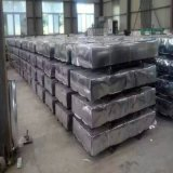 Prepainted T 유형 물결 모양 지붕 장/Ibr 지붕 금속 0.15mm