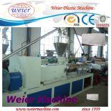 Chaîne de production Shaped de plat de vague de PVC/Pet/PC et de plat de Trapezia
