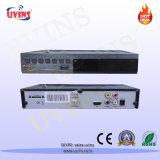 Receptor terrestre da tevê do sinal do receptor satélite da Ajustar-Parte-Caixa DVB-S2/T2