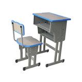 Escritorio y silla de la escuela hechos por el fabricante principal en China
