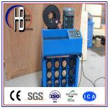 ISO 12 볼트 유압 호스 주름을 잡는 기계장치