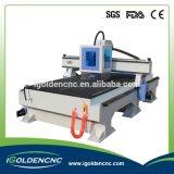 Macchina per incidere di legno di CNC di asse di prezzi di fabbrica 4