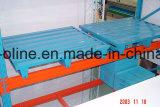 De alta calidad de acero estanterías de paletización