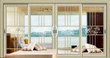 Vorteilhafter Preis-Aluminiumschiebetür mit 4 Panels für Balkon
