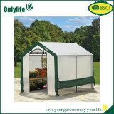 Serre chaude de l'outil de jardin d'Onlylife mini PE/PVC avec la couverture de film