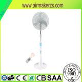 Ventilateur debout rechargeable de vente chaude du Nigéria/d'Egypte, ventilateur rechargeable de piédestal