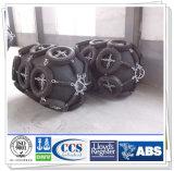 Boule gonflable cylindrique/performances supérieures/assurance qualité en caoutchouc d'amortisseur