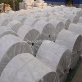Tissu tubulaire chaud de roulis tissé par pp de vente exporté vers le R-U