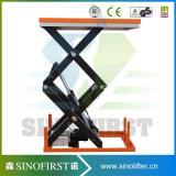 China-Lieferanten-Angebot-Cer-stationäre Senkrechte Scissor Aufzug-Lager-Ladung-Aufzug