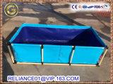 Aqua складывая складную складывая цистерну с водой рамки для свежей воды