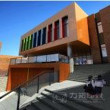 最上質の盲目学校の教育建物のレンダリング作業