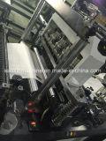 Alta velocidade do saco não tecido que faz a máquina do saco de compra da máquina