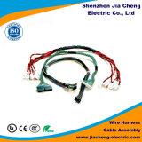 Câble équipé de connecteur de câblage cuivre