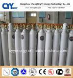 cilindro de gas de alta presión del argón del acero inconsútil 50L (EN ISO9809)