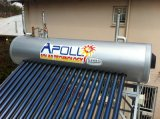 Sistema solar del calentador de agua caliente de Pressuried del acero inoxidable