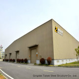 고품질 강철빔의 Prefabricated 건물 큰 경간 강철 구조물 창고