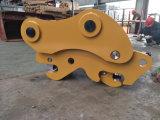 Pièce d'assemblage d'excavatrice de coupleur rapide de Pin de double coffre-fort
