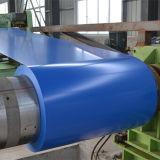 Цвет PPGI 0.42mm покрыл гальванизированный зеленый цвет стальной катушки красный голубой