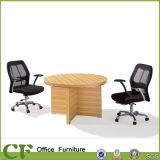 Таблица обсуждения таблицы встречи офиса полного меламина деревянная круглая