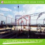 Qualitätseinfaches zusammengebautes Stahlkonstruktion-bewegliches vorfabrizierthaus