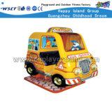 Campo de jogos de balanço ao ar livre dos jogos da moeda dos brinquedos das crianças (HD-11704)