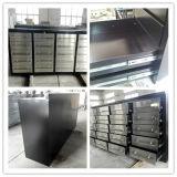 China de la caja de herramientas de rodillos 72 Inch Chest / Taller del gabinete del cajón de herramientas