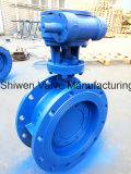 High Performance Metal Seal Three Eccentric/Offset Butterfly Valve