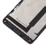 LCD Screen Digitizer Assembly para Nokia Lumia 625 com Front Housing