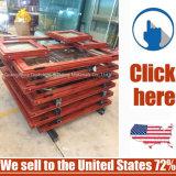Indicador de madeira de alumínio do Casement da abertura externa da boa qualidade