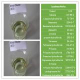 Solventes orgânicos Álcool benzílico (BA); Benzoato de benzilo (BB); Oleato de etilo (EO)