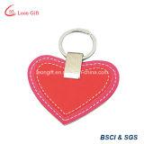 가죽 열쇠 고리가 공장에 의하여 심혼에게 무료 샘플 했다