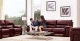 Домашняя модель 919 софы кожи Recliner мебели