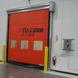 Industrielle automatische große Geschwindigkeit säubern oben Plastik rollen oben Tür