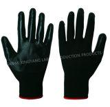 Gants de nitriles, protecteur de travail, gants de travail de sûreté (N6002)