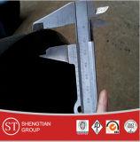 Schwarzes Anstrich-Rohrfitting Asme B16.25 Winkelstück