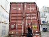 De Qingdao Gebruikte Gebruikte Droge Container van de Verschepende Container Shanghai