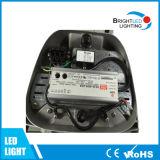 IP67 impermeabilizzano il certificato della lampada di via di Bridgelux 50W LED