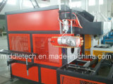 Machine en plastique de Belling de pipe de PVC/UPVC