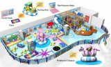 Elogio de diversões temático Under Water Playground Indoor CH- RS110036