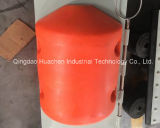 Asta/rete fissa rivestite di gomma di contenimento dell'olio di alta qualità