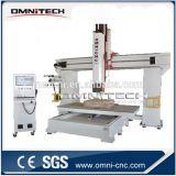 Omni 5の軸線CNCのルーター