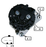 12V 70A Alternator для Bosch Джон Лестер 12445 0124315042