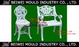 世帯のプラスチック椅子型