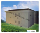 33kv는 배급에 의하여 결합된 변전소 송전 전력 공급 변전소, Prefabricated 변전소, 결합한 변전소를 조립식으로 만들었다