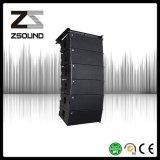Sistema de som audio profissional em grande escala