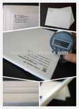 Бумажный лист для рекламировать длинних термин напольный