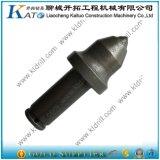 O cortador dos dentes do eixo helicoidal das ferramentas Drilling de rocha do carboneto mordeu (U47, S100, U120)