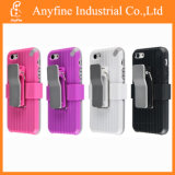 Fábrica Wholesale Price com Back Clip para o iPhone Mobile Phone Caso (AF418)
