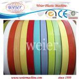 производственная линия листа кольцевания полосы края мебели PVC 600mm делая машину