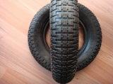 Truper 패턴 외바퀴 손수레 타이어 3.50-8, 4.00-8